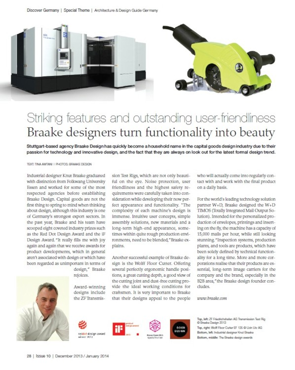 discover germany-article-braake design-d