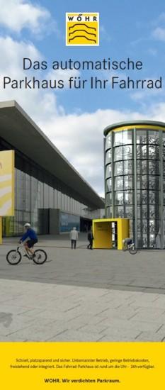 Otto Wöhr GmbH Fahrradturm BikeTower