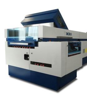 MBO Folder Falzmaschinensystem M80