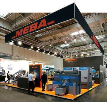 MEBA präsentiert neue Bandsägeautomaten auf der EMO 2017 in Hannover